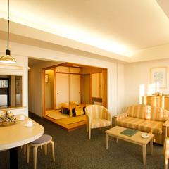 キッチン・4畳半和室付スタンダード和洋室 【禁煙・63平米】
