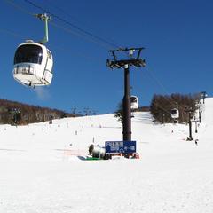 【スキー&スノボプラン】選べるゲレンデ1日リフト券付 1泊朝食付きプラン
