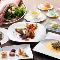 【夕食はホテル】≪創業50周年記念≫贅沢食材を堪能する1ランク上の謝恩グルメプラン【1泊2食付】