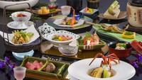 【夕食はホテルで特選和食】信州プレミアム牛&伊勢海老◆ホテル料理長こだわり特選素材会席