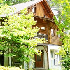 【2Week Stay】温泉&キッチン完備◆大自然に囲まれたコテージで楽しむロングステイ