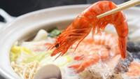 【お部屋食/海鮮鍋プラン】海の幸と旬の野菜をたっぷり使った海鮮鍋♪〈食材お届け〉