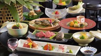 【温泉露天風呂付/夕食はホテルディナー】選べる和洋〜ホテルディナーを満喫