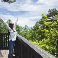 【1Week Stay】温泉&キッチン完備◆大自然に囲まれたコテージで楽しむロングステイ
