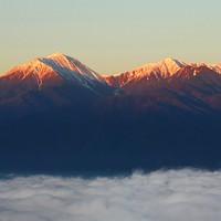 【安曇野の宿限定!】早朝だけの感動体験!標高933mからの安曇野絶景ツアー
