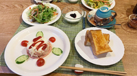 【1日1組限定】カナディアンログハウスでのんびり過ごす休日|2食付