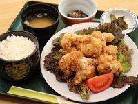 【お日にち限定】三味亭・お肉またはお魚メインの定食付き♪ビジネスマン応援2食付プラン