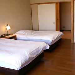*【里山側】禁煙☆洋室(35平米)