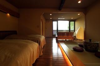 MY露天で贅沢なひととき 源泉かけ流し露天風呂付き客室 はたご蔵うさぎ野