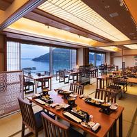 【1泊2食-広間ダイニング-】オーシャンビューステイ。『瀬戸内の美味』と『鞆の浦温泉』を楽しむ。