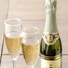 【記念日応援】大切な方との特別な日に…花束・ケーキ・スパークリングワインをご用意