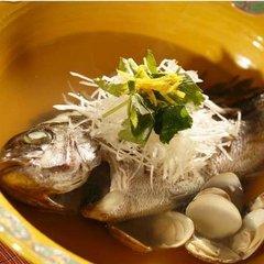 【ファミリー&グループ】3名様以上ご優待 鯛料理&記念写真の特典付