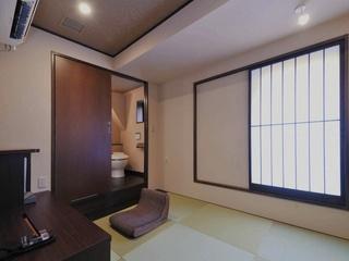 【喫煙可】和室シングル11平米