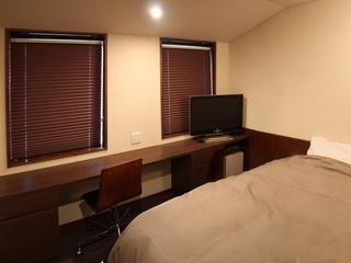 【禁煙】シングルルーム11.5平米<サータ社のベッド採用>