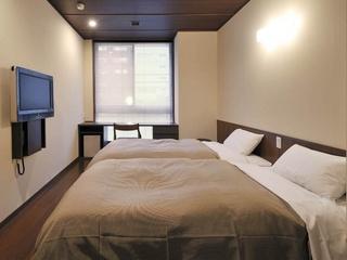 【禁煙】ツインルーム18平米<サータ社のベッド採用>