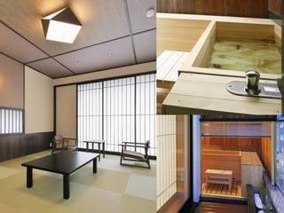 露天風呂付モダン和室10畳38平米【喫煙可】