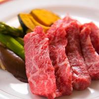 【牛づくし会席】『出汁しゃぶ』『陶板焼き』『ローストビーフ』で牛肉の旨み大満喫♪<地ビール付き>