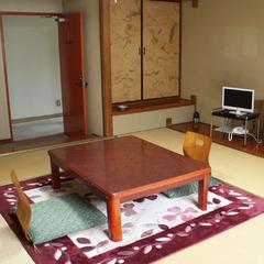 和室8畳【通常部屋】1〜2名様※通常部屋は3階で階段