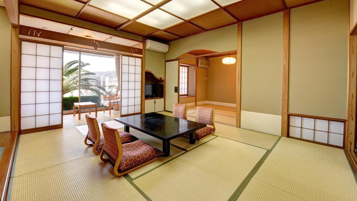<高台フロア>【離れ】和室8~10畳■...