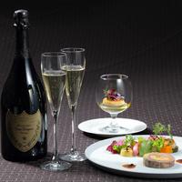 【2食付】◆フランス料理:12/26限定特別サンクスディナー◆ドンペリニヨンで乾杯