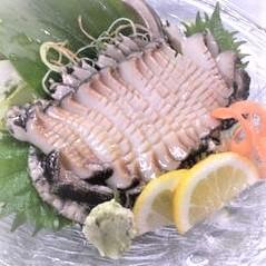 ☆地魚のお刺身+海女さん獲れたてあわびのお造り二名に一個+和牛ステーキ付プラン☆伊勢神宮より70分