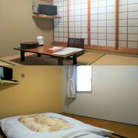 和室(4.5畳と7畳の二間部屋)