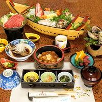 【イセエビ三昧】イセエビのぷりぷりお造り、焼き、天ぷら、翌朝イセエビ汁と伊勢海老食べつくしプラン♪
