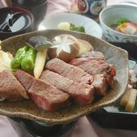【ヒレステーキ会席】見た目も◎特選和牛のステーキを堪能★お肉を楽しみたい方におススメ♪