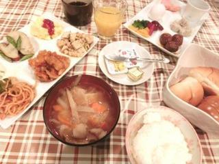 【シンプルステイ】★スタッフ手作りの朝食無料付!ボリュームも満点!