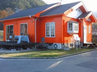 料理付き貸別荘スタイル、1軒丸貸し トマトの部屋