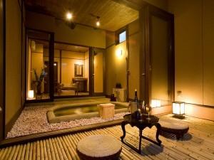 【全てお部屋食】二階和室 貸切風呂ご利用で朝夕お部屋食プラン