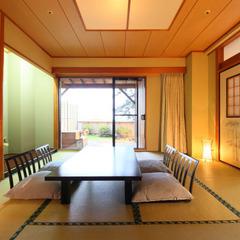 【露天グランプリ2018】憧れの露天風呂付き客室のお部屋タイプは当館にお任せのお得なプラン