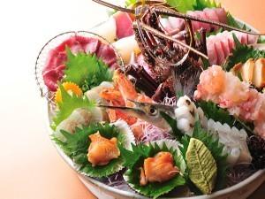 【雪見宴】【冬得】【八様のお部屋出しで愉しむ冬の特別会席プラン】お造里たっぷり旬鮮魚と信州牛鍋