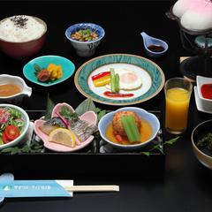 【楽天スーパーSALE】20%OFF朝食付★和・洋から選べる朝食プラン