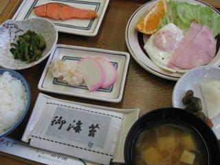 夕食&朝食付プラン♪おいしい料理と手作りデザート☆8畳和室(禁煙)