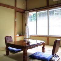 『温泉治療の宿 認定旅館』 癒しの和室で (6畳)【禁煙室】