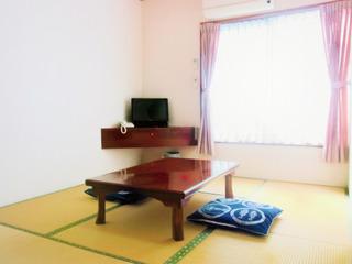 新館 和室6畳 【禁煙|トイレ&洗面:共用|Wi-Fi:有】