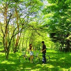 【2食付+レンタルサイクル付】レンタルサイクリングプラン♪