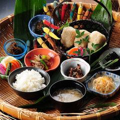 【一泊朝食】和食が好評☆30種類以上手作り朝食ビュッフェ/4種の源泉掛け流し風呂