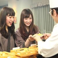【マタニティ特典付/夕食バイキング】妊婦さん歓迎!夕朝食は北海道の美味しいを集めたビュッフェを♪