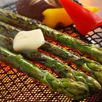 【春のふらの産アスパラ祭り】みずみずしくて甘い!農家直送朝採りアスパラを召し上がれ♪2食付