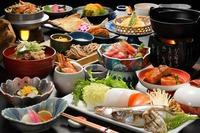 【秋冬旅セール】楽天限定!海鮮いろり焼付お膳プラン♪