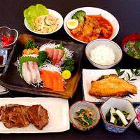 ご家族、お友達同士で仙台を楽しむ!牛タンと三陸産刺身盛りの夕食付♪2食付プラン