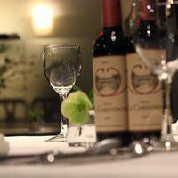 【プレミアムプラン】極上フレンチに合わせてワインもフルコースで堪能♪ほろ酔いでセレブな大人の休日