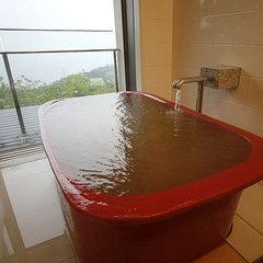 【最上級】迎賓館で最も贅沢に過ごせる極上プラン 【源泉かけ流し・半露天風呂付客室】