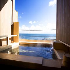 海の別荘での贅沢な非日常 <朝食付プラン>