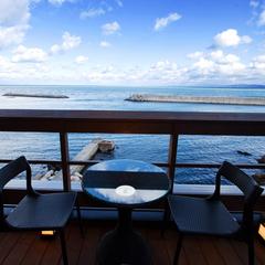 ポイント10倍プラン≪時を忘れる優雅な休日≫海を見渡す専有露天風呂付宿泊プラン