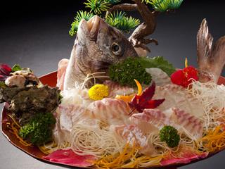 【訳あり】【最安値プラン】一泊二食でこのお値段!お肉、鯛のお造り付きで、本当にすっごくお得現金特価★