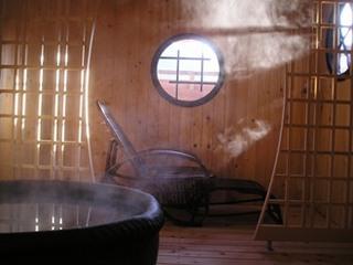 【現金特価】【春得】露天風呂の付いたログハウスでの〜んびり別荘気分。素泊まりプラン