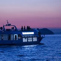 【あそび旅】船上で潮風感じる三河湾で星空ナイトクルーズ体験《一泊朝食》
